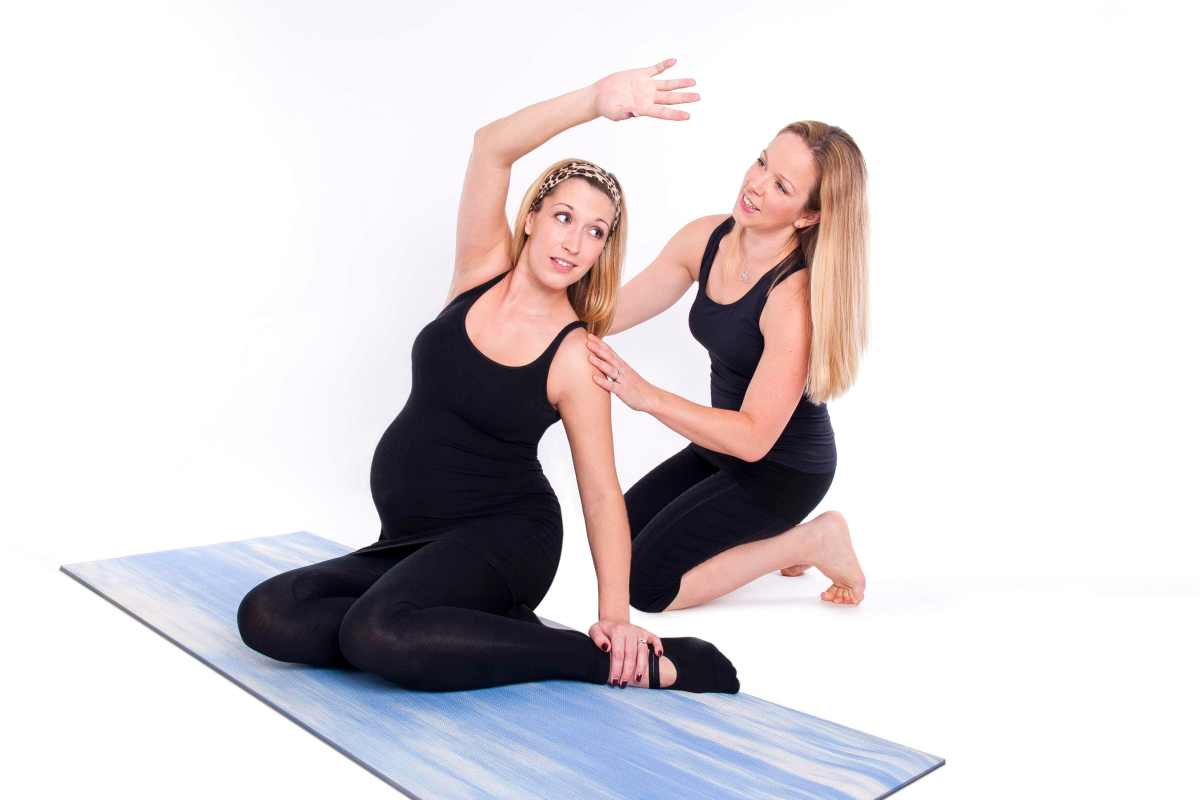 Pregnancy, Birth and Your Body - Ante Natal Pilates