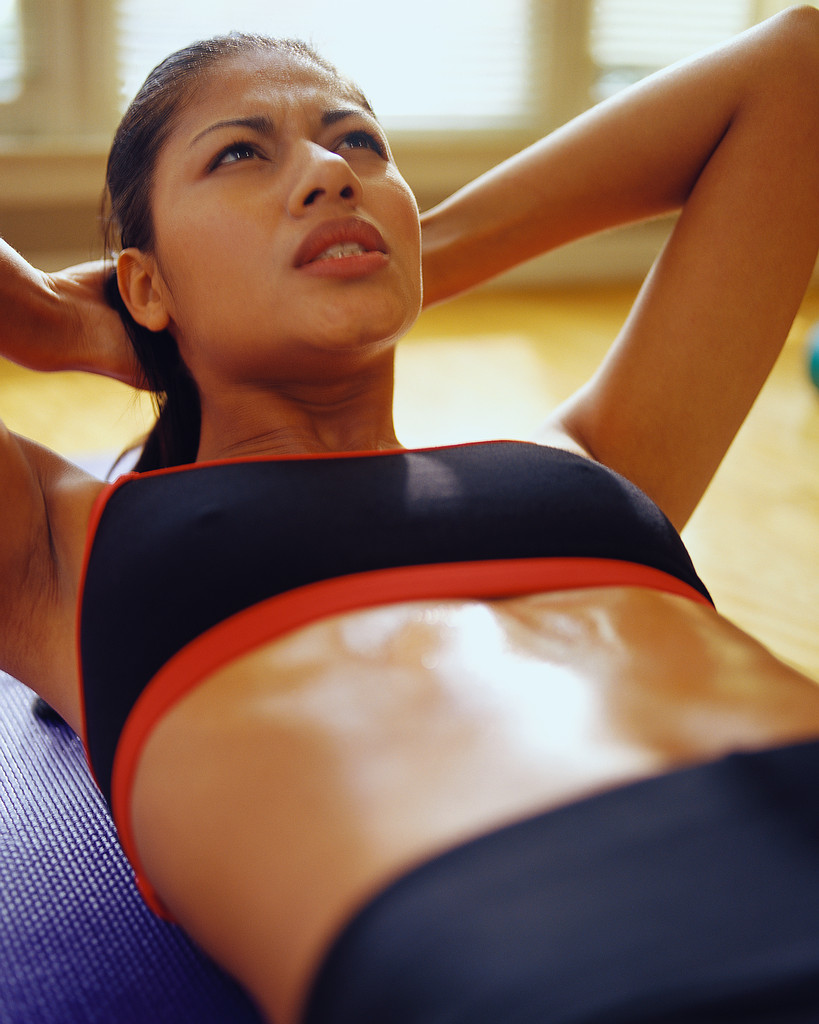 are sit ups the best way to lose belly fat