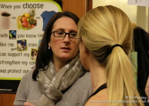 Women's health physiotherapist Melissa Millman